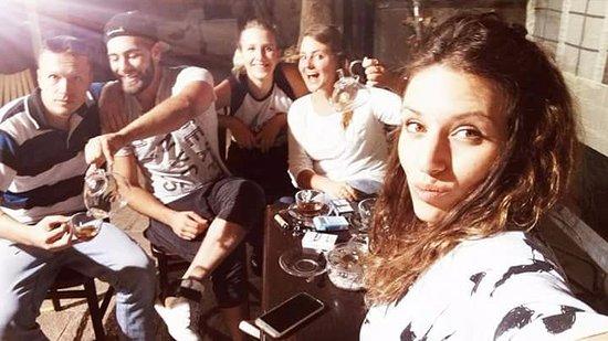 Halitatea - Jerusalem tea house: Fun with friends!!1