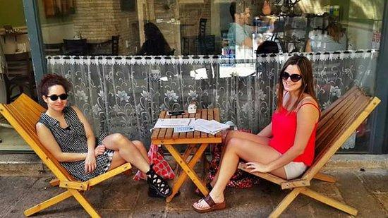 Halitatea - Jerusalem tea house: Tea & Sun