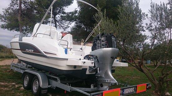 Vodice, Croatia: Plima Boats