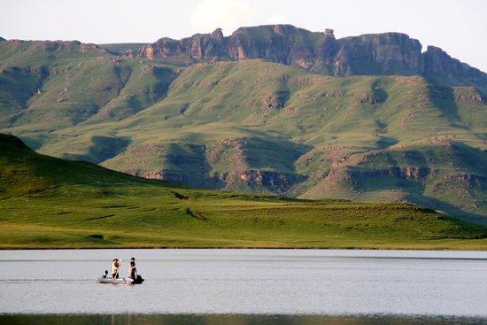Himeville, Südafrika: Fishing