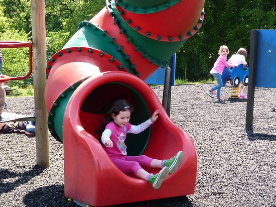 Bolton, UK: fab play area