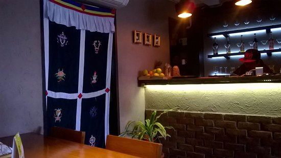 Counter Photo Picture Of Lama Kitchen New Delhi Tripadvisor