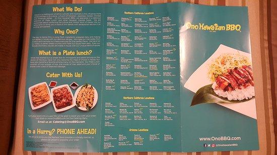 Ono Hawaii Bbq Los Angeles Restaurant Reviews Phone