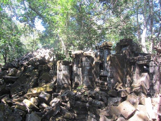 Siem Reap Province, Καμπότζη: Beng Mealea