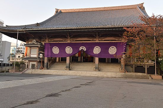 Asakusa Higashi Hongan-ji Temple