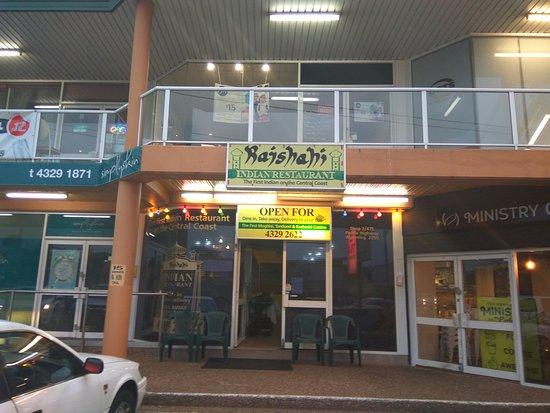 Gosford, Australia: Rajshahi Indian Restaurant