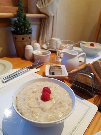 Woodlands Guest House : breakfast