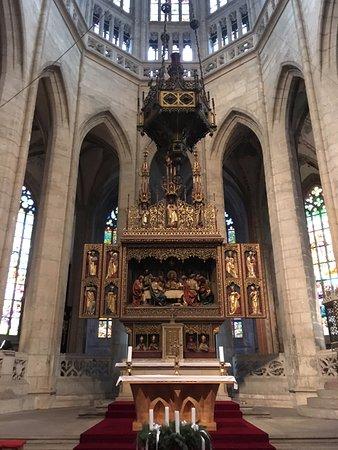 Kutna Hora, Tjekkiet: в соборе св. Варвары