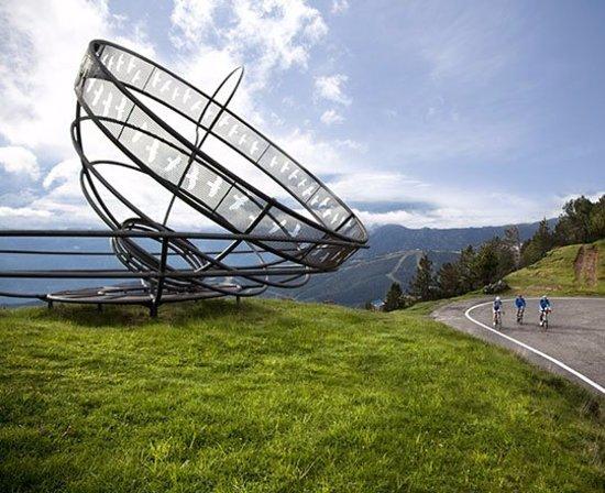 Paróquia de la Massana, Andorra: Ruta cicloturística 9: Port de Cabús