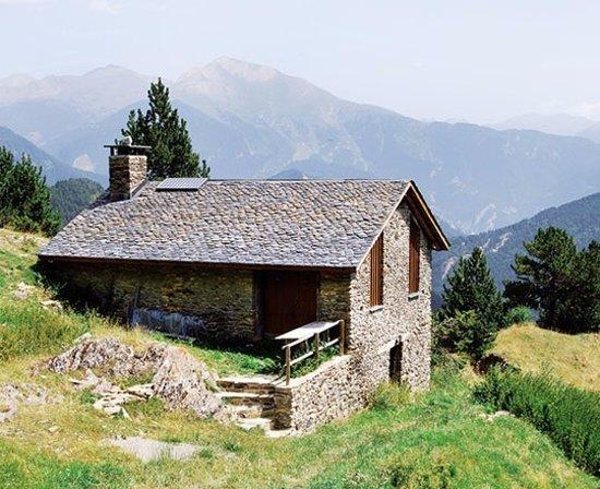 PAL, Andorre : Camí de Cardemeller