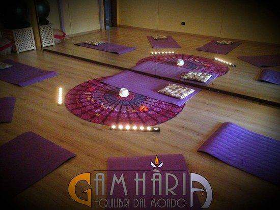 Gamhària - Equilibri dal Mondo