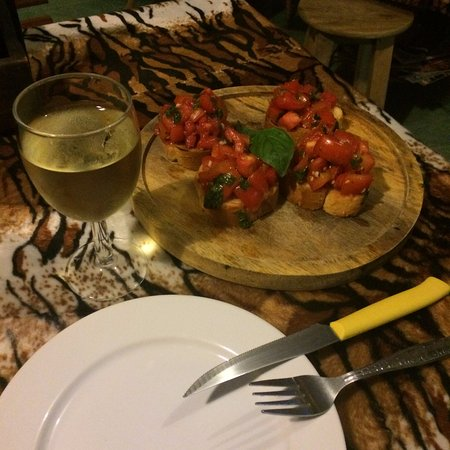 Secret Learning Restaurant: Aperitivando