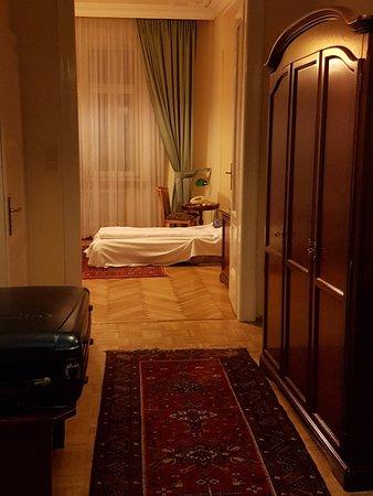 Haydn Hotel Vienna: Entrata