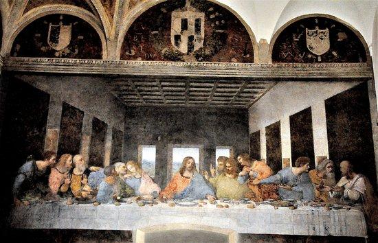 Il cenacolo di leonardo da vinci picture of il cenacolo for Il cenacolo bagno di romagna