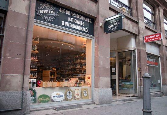 Strasbourg Biere Import