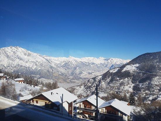 La Tzoumaz, Schweiz: Le Central