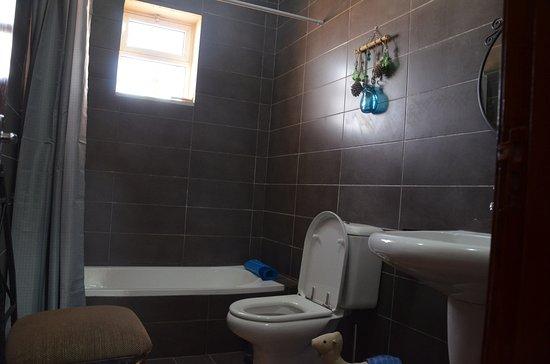 Bedayah Bed and Breakfast  Communal Bathroom. Communal Bathroom   Picture of Bedayah Bed and Breakfast  Petra