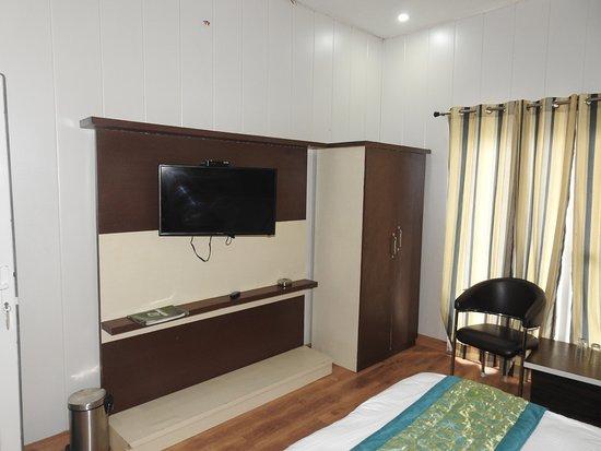 Window View - Picture of Hotel Vakratunda, Dharamsala - Tripadvisor