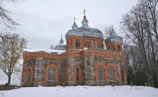 Otepaa, เอสโตเนีย: Ilmjärve Jumalailmumise kirik
