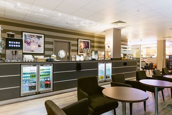 Woolsington, UK: Newcastle Aspire lounge