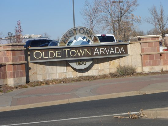 Historic Olde Town Arvada