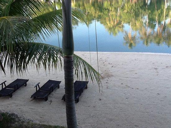 Tropicana Lagoon Apartments Resort: Vue de la chambre