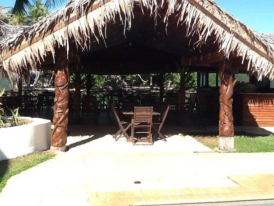 Tropicana Lagoon Apartments Resort: A l'entrée