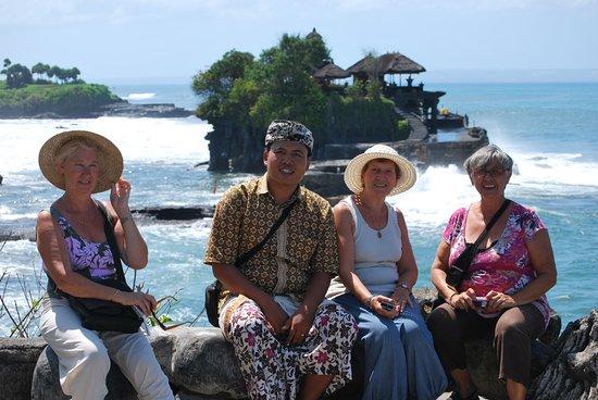 Guide Balinais Francophone (Nyoman Rauh)