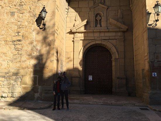 Rubielos de Mora, España: Puerta de San Antonio