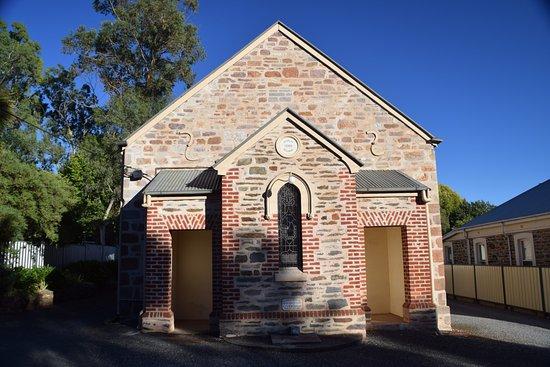 Gumeracha, Australia: Church
