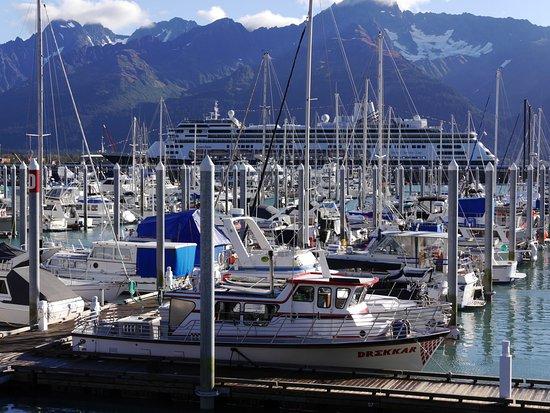 Seward, Alaska: Boote.....