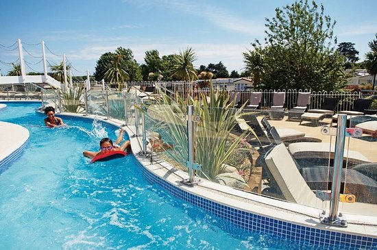 Heated lazy river picture of weymouth bay holiday park - Hotels in weymouth with swimming pool ...