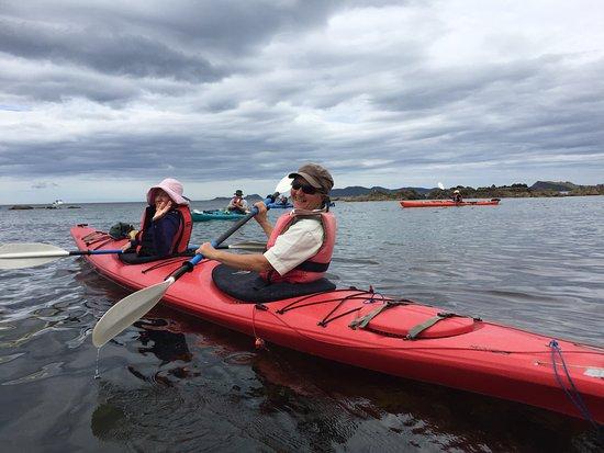Rangiora, Nueva Zelanda: Kayaking
