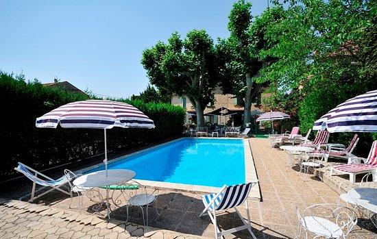 Monteux, Francia: Piscine
