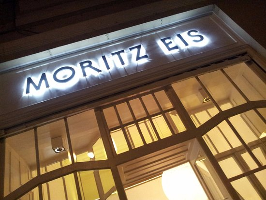 Moritz Eis: Store front