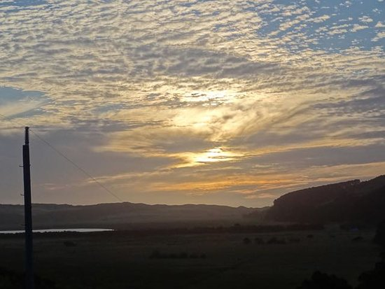Hordern Vale, Australia: The sunset from the verandah is pretty special.