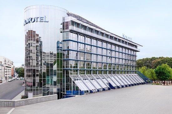 Novotel paris centre bercy updated 2018 hotel reviews for Hotel design centre france