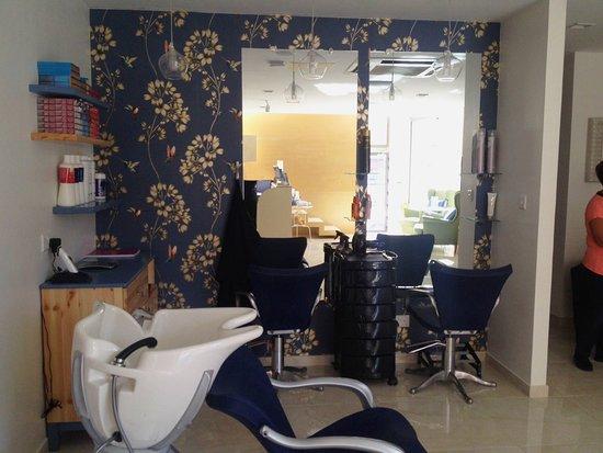 Victoria, Malta: Hair Salon