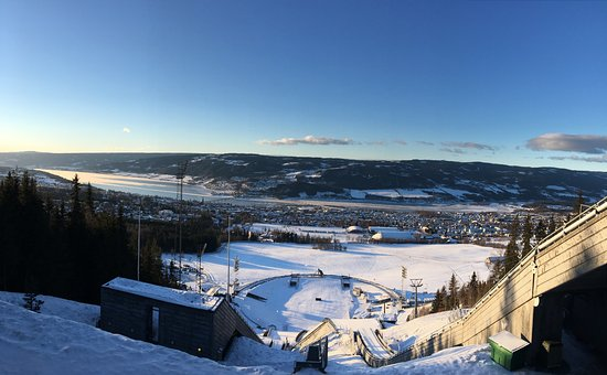 Lillehammer, Norvegia: From the top