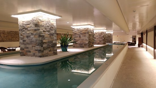Excelsior Springs, MO: Indoor Lap Pool