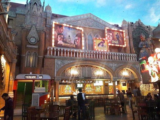 Kingdom of Dreams: Mumbai food