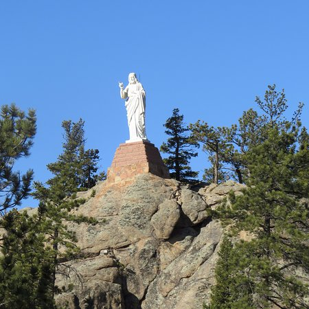 Allenspark, Colorado: Jesus on the Hill