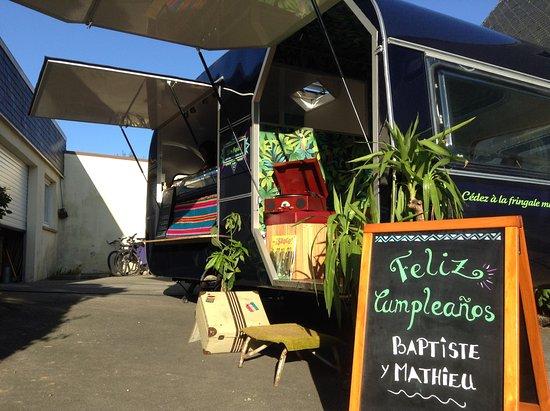 Plougastel Daoulas, Francja: Prestation privé pour Listo Papito ! à Brest - finistère