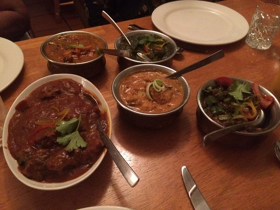 The Cove Indian Restaurant Perth