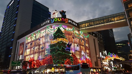 Lotte Young Plaza Myeongdong