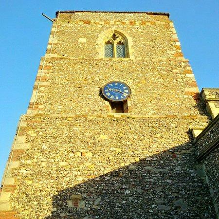 St Martins Church: Church tower