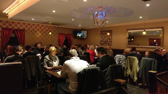 Salford, UK: Mokita Lounge