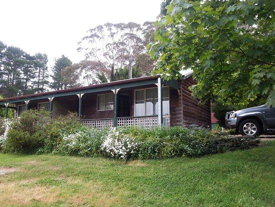 Cedar Lodge Cabins Foto