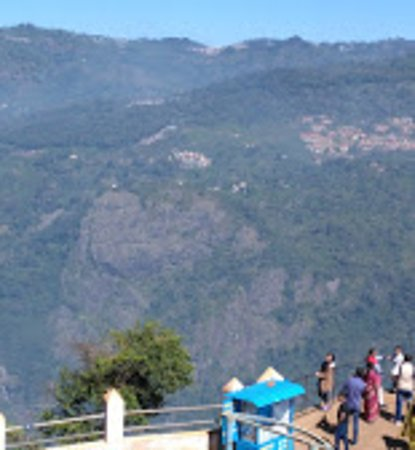 Coonoor, Ινδία: view from tower