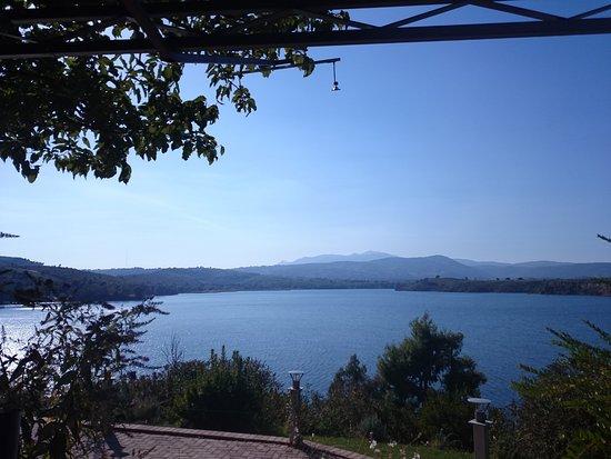 Marathon, Greece: Λίμνη Μαραθώνα